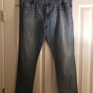 Levis 545 jeans
